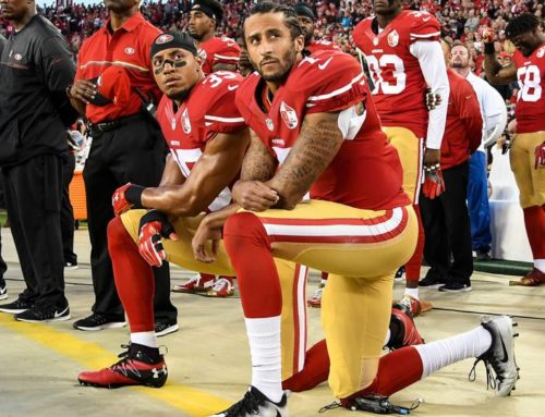 Update on Colin Kaepernick: Just Do It—Vote