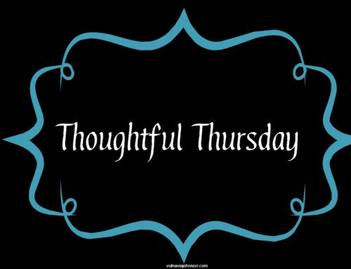 Thoughtful Thursday:  A Birthday Poem