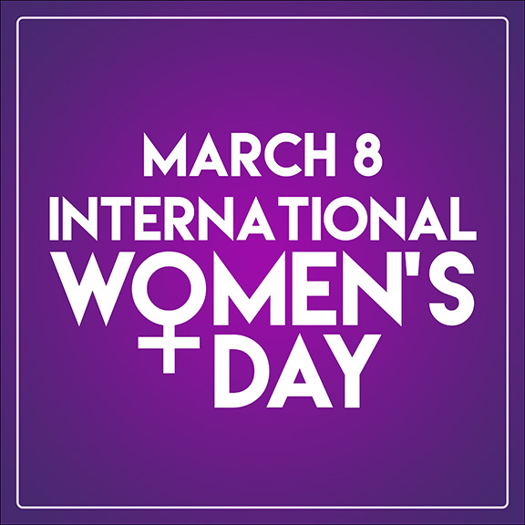 Thoughtful Thursday:  International Woman's Day