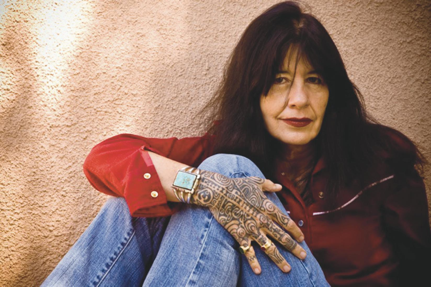 Thoughtful Thursday: Joy Harjo, Our New U.S. Poet Laureate