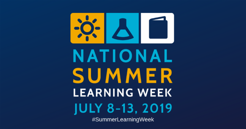 It's National Summer Learning Week!  How Are You Celebrating?