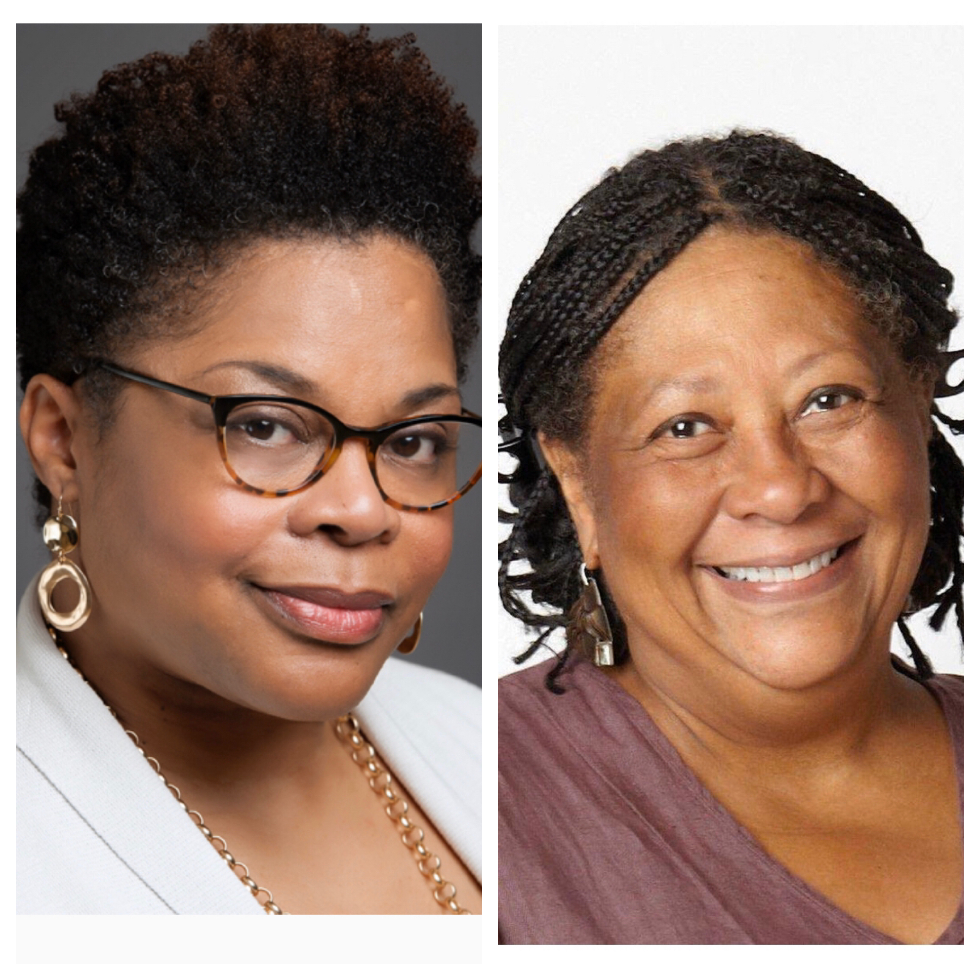 Thoughtful Thursday: Crystal Williams and Marilyn Nelson