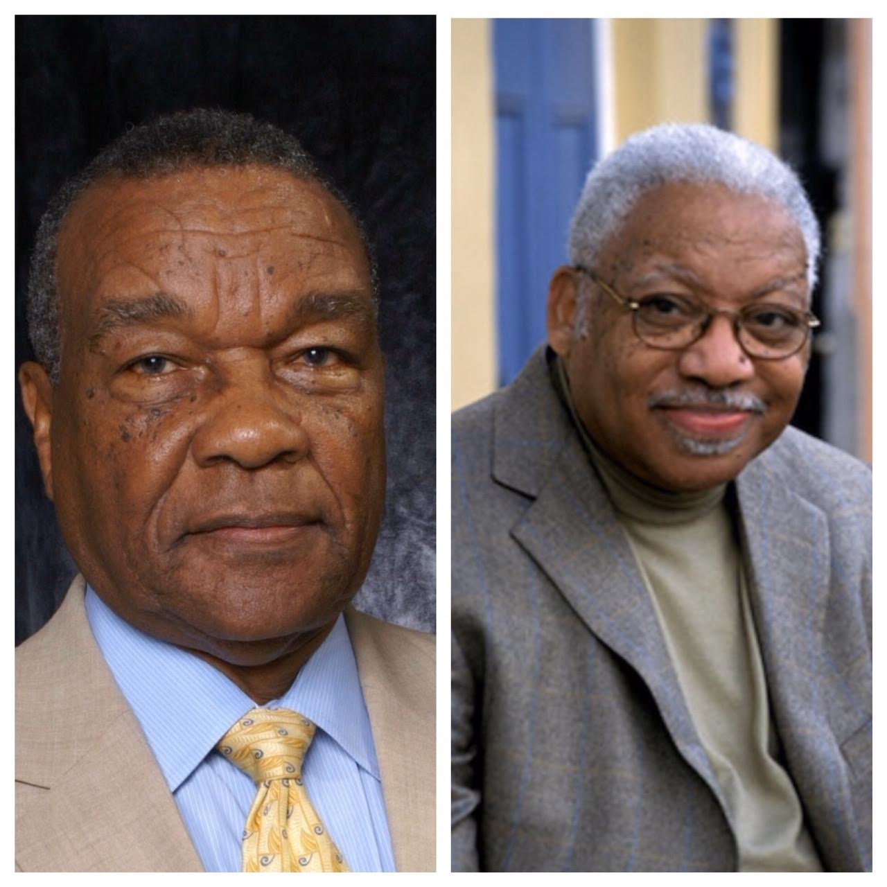 Thoughtful Thursday:  A Tribute to David Driskell & Ellis Marsalis