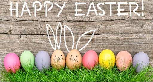 Homebound Easter Sunday Celebrations