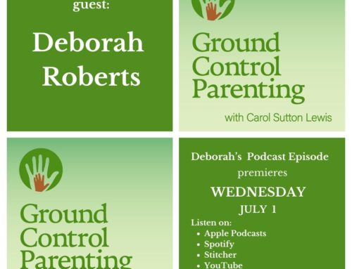 TOMORROW on GCP with CSL Podcast:  Deborah Roberts!