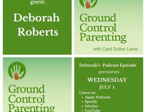 TOMORROW on GCP with CSL Podcast:  Deborah Roberts!