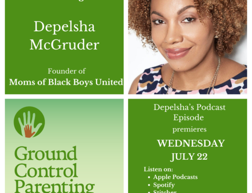 Coming WEDNESDAY on GCP with CSL Podcast:  Depelsha McGruder