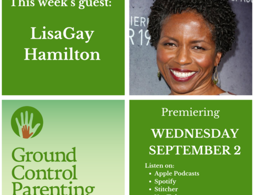 GCP with CSL:  LisaGay Hamilton on Raising a Transgender Child