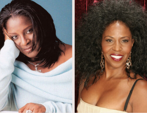 Black Mom Wisdom from  LaTanya Richardson Jackson and Pauletta Washington!!!
