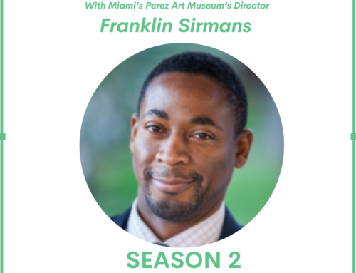 Getting Smart About Art with Franklin Sirmans