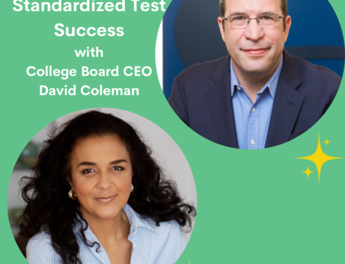 Standardized Test Success with David Coleman